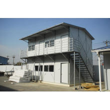 Sandwich Panel Labour Hutment