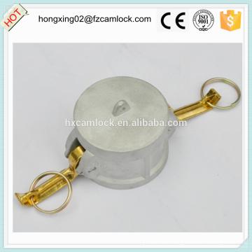 Camlock aluminum type DC , cam lock fittings, quick coupling