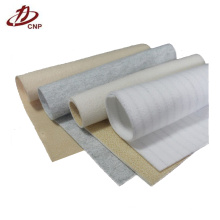 Dust collection application the nonwoven polyester fabric for making filter bags