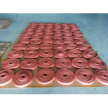 35kv High Resistance Medium Voltage Red Silicone Rubber Overhead Line Cover