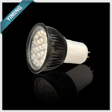 5W 24PCS 2835SMD LED Cup Light With Lens