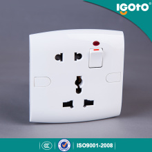 Ksa Market 5 Pin Socket with Light