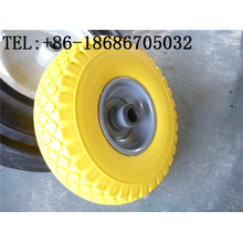 Air Pneumatic Wheels Suitable for Low Speed Applications, Wheelpu