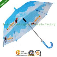 Wärmeübertragung drucken Kinder Regenschirme für Jungen und Mädchen (Kind-1019Z)