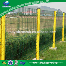 curvy welded wire mesh fence garded wire fence welded mesh panel fence
