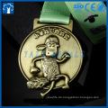 Medaillenhersteller machen Metall Karikatur Kinder Medaillen