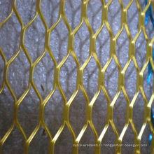 Haute qualité Pure Au Mesh / mesh doré / écran en or ---- fournisseur usine 30 ans