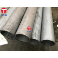 Fully Annealed Plain Cold Drawn Seamless Stainless Steel Tubes