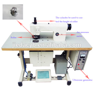 Ultrasonic Sewing Machine untuk Tirai