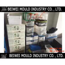Fábrica profissional de molde de gaveta em Zhejiang, China