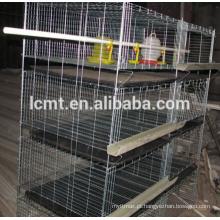 Produtos de gaiola de galinha tipo camada H