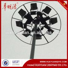 15m, 20m, 30m Lift Typ High Mast Beleuchtung Pole Vertikale montiert teleskopischen Mast Licht Turm Beleuchtung Pole / Turm Preis