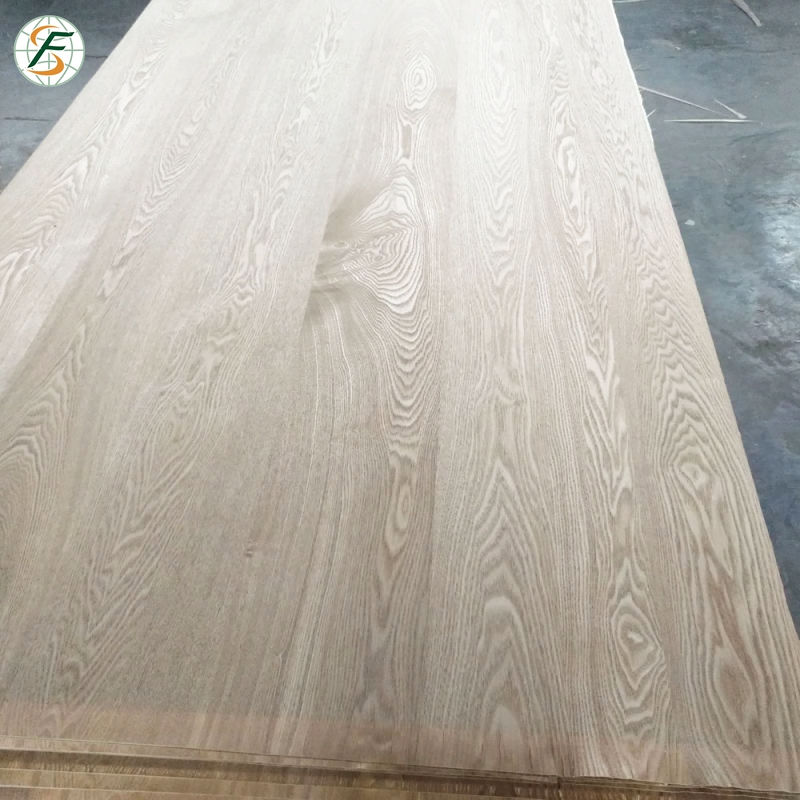 Oak Faced Veneer Plywood 2