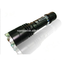 Grossiste rechargeable zoomable lampe torche à LED