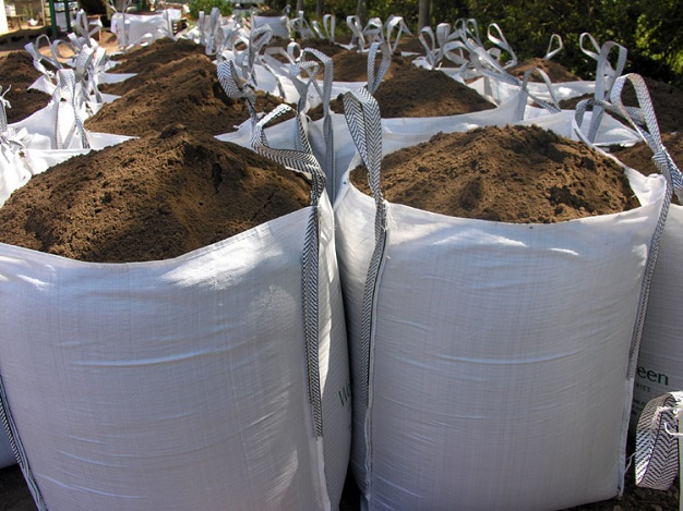 Ton Bags Of Soil