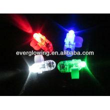 luz conduzida verde do dedo venda inteira 2017