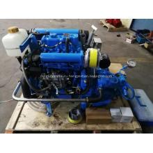 Двигатели ВЧ-380Х катер для морской