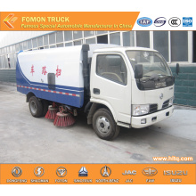 Dongfeng 4x2 Vacuum Road Sweeper Truck