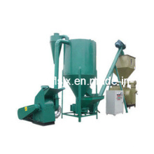 Small Combined Feed Mill Machine