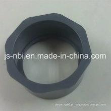 Acessórios de PVC personalizados com alta qualidade