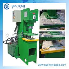 Máquina de estampado de piedra hidráulica de la fabricación de China