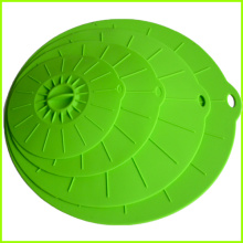 Flexible Sealing Wholesale Silicone Lid Set