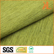 Polyester Green Warp Fire/Flame Retardant Fireproof Curtain Fabric