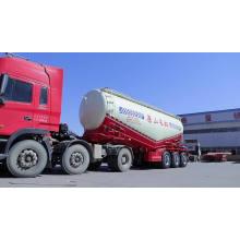 Bitumen 3-Achsen-Tankanhänger zu verkaufen