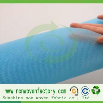 Medizinisches nichtgewebtes wegwerfbares Hospoital Spunbond-Gewebe