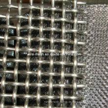 Malla de alambre prensado de acero inoxidable