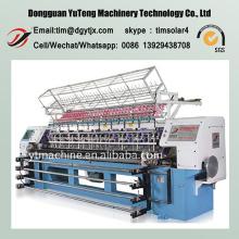 Máquina de acolchamiento industrial de múltiples agujas para ropa de cama con precio competitivo