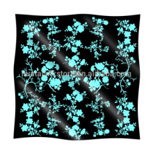 Fresh Floral Design Big Square design your own Bandana