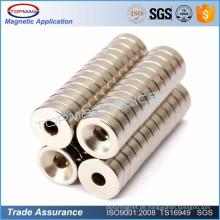 Magnet Hersteller China Lieferant Neodym-Magnete
