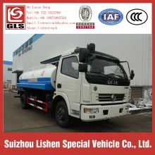 7 m3 Water Tanker Trucks Stainless Steel Europe 3