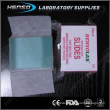 Diapositives de microscope de laboratoire 7105