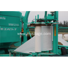 LLDPE Grass Silage Film  Width500