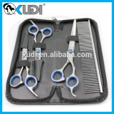 2016 new pet products pet suppliers stainless steel pet dog grooming tools set