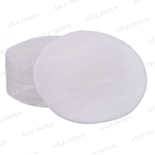 Round cotton pad sales price wholesale service proxy OEM
