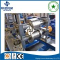 auto 41*41c shaped slotted strut channel forming machine