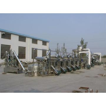 Chili powder production line