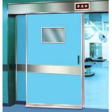 Especificações de portas de hospital com dimensões diferentes