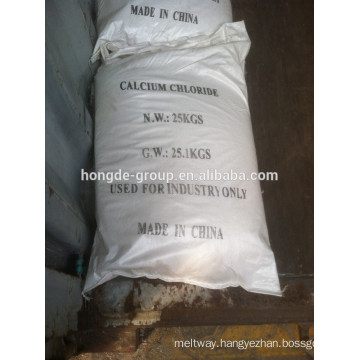 Industrial salt Ice Melter Calcium Chloride