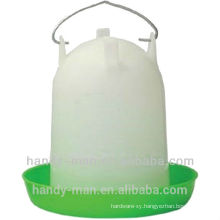 122 4L Quality Plastic Poutry Drinkers