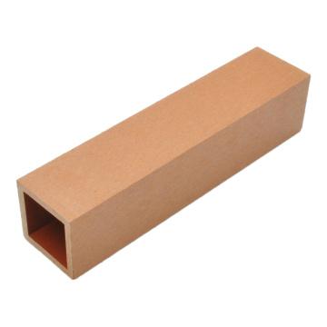 High Quanlity Madera Plástico compuesto Post 50 * 50