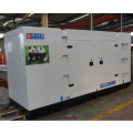 150 kW super quiet diesel generators