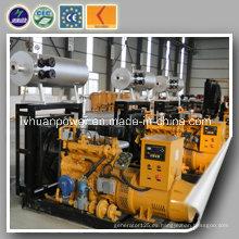 Generador famoso del gas del horno del coque 500kw de la marca de fábrica de China