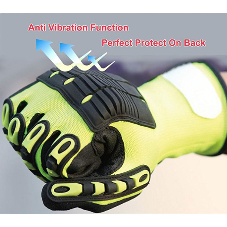 Impact Resistant gloves