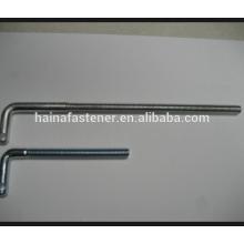 Steel L Shape Anchor Bolt
