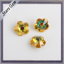 Hot Sale Factory Price Multi Color Flower Gemstone for Jewellery
