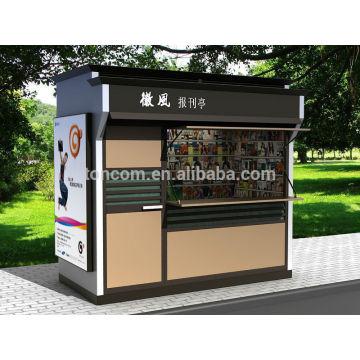 BKH-43 Kiosk for Selling Newsstand